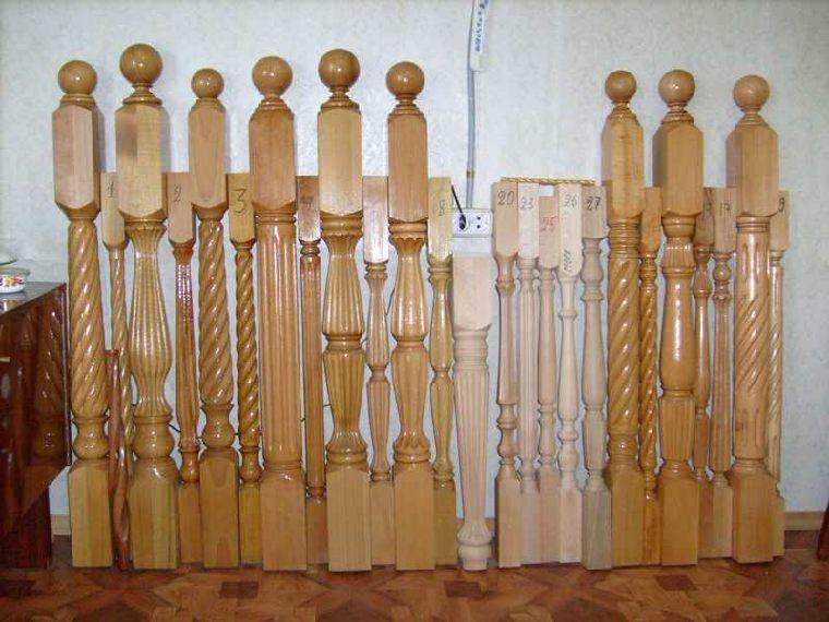 Купить комбинированные балясины дерево и металл в Москве