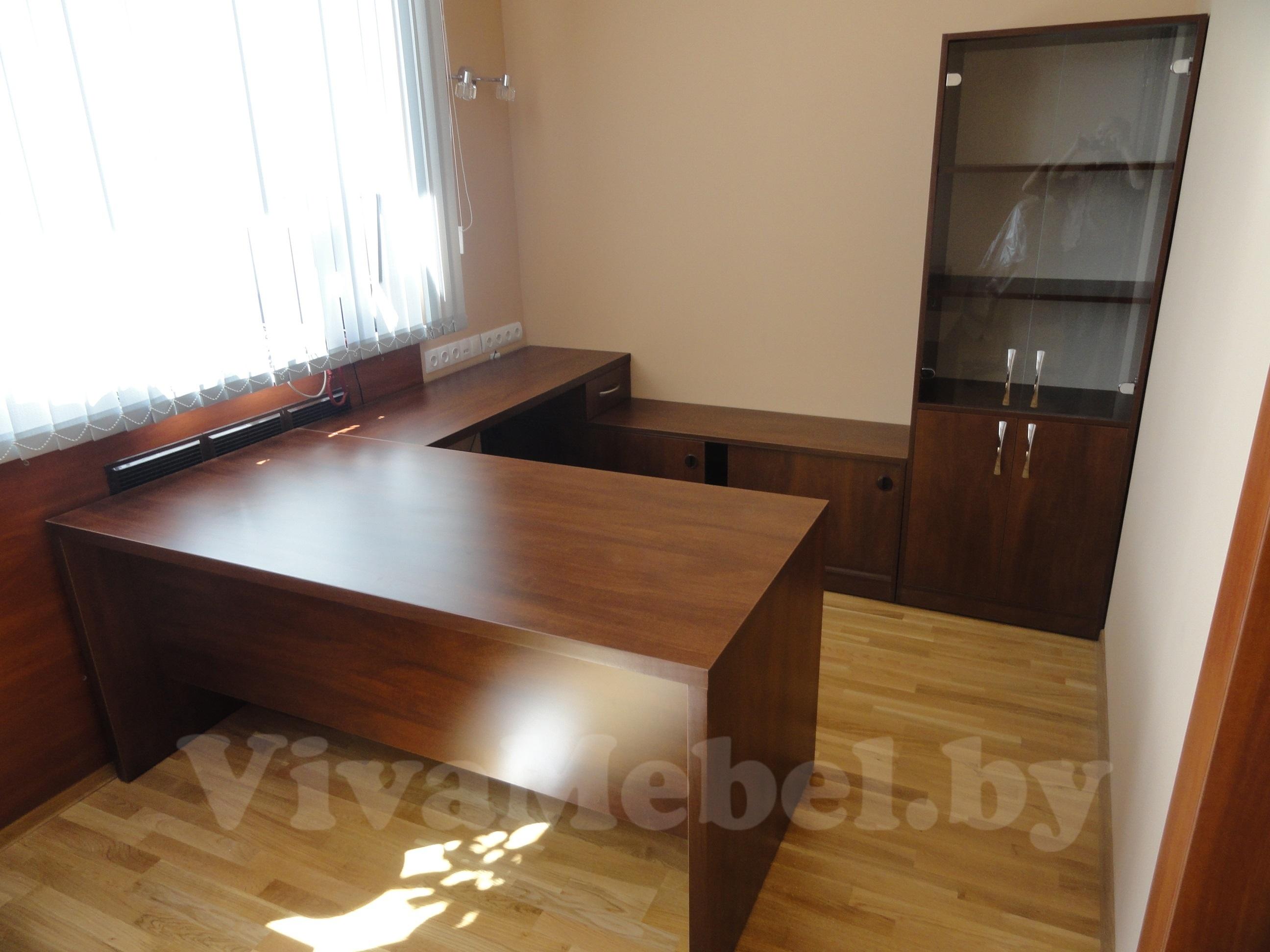 Мебель для руководителя фото 21