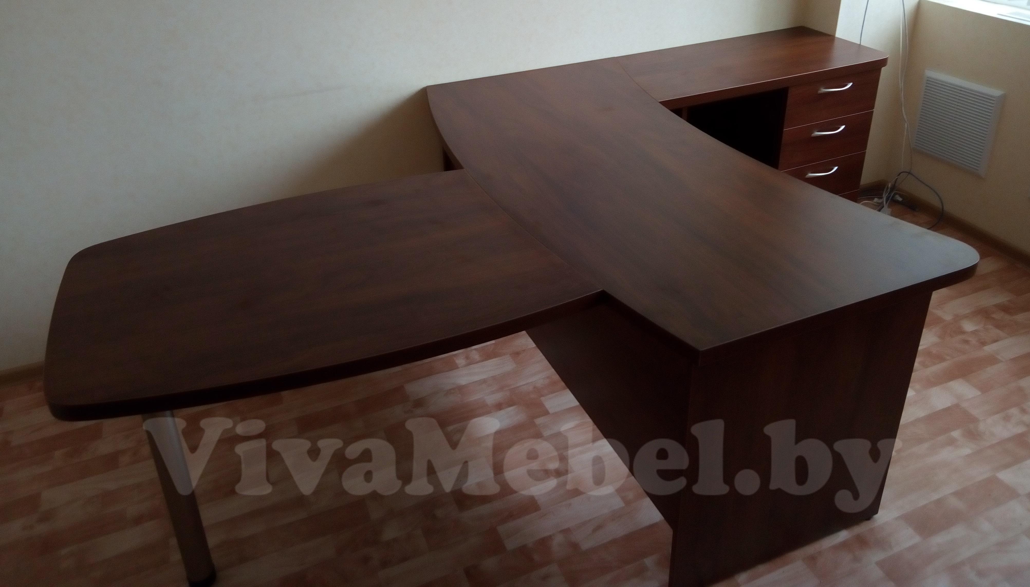 Мебель для руководителя фото 26