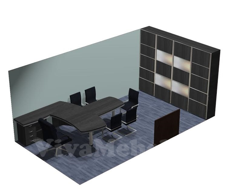 Мебель для руководителя фото