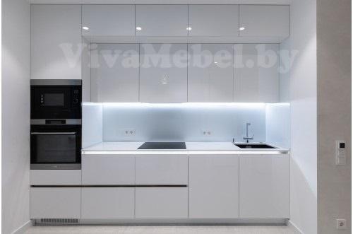 Линейная кухня 2