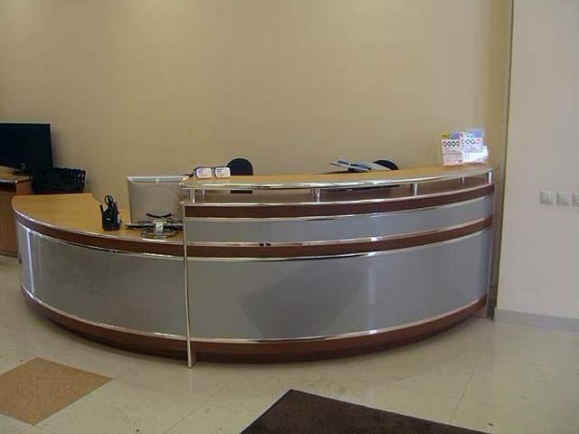 Мебель для приемной руководителя фото 29