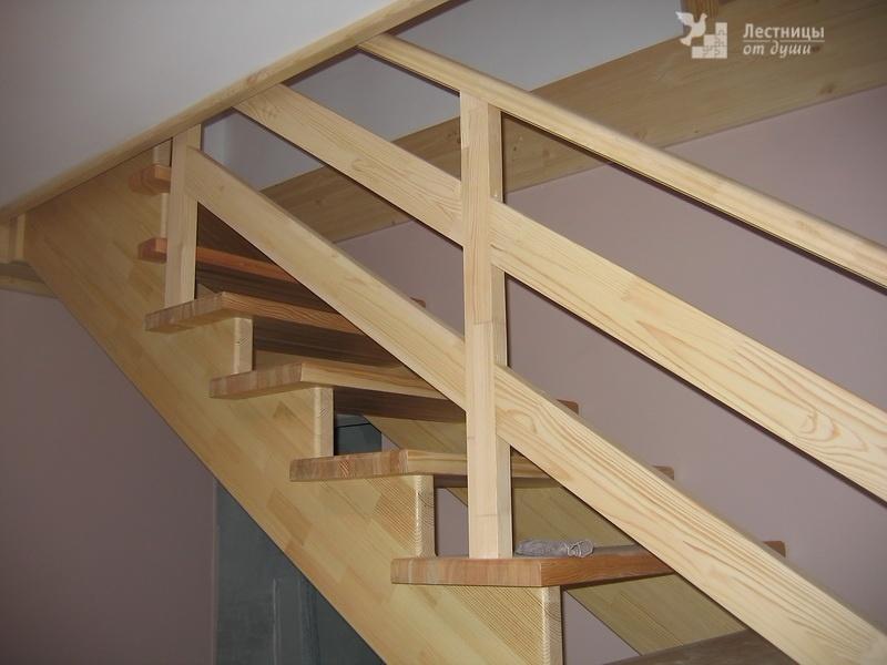Ступени для лестницы на заказ фото 12