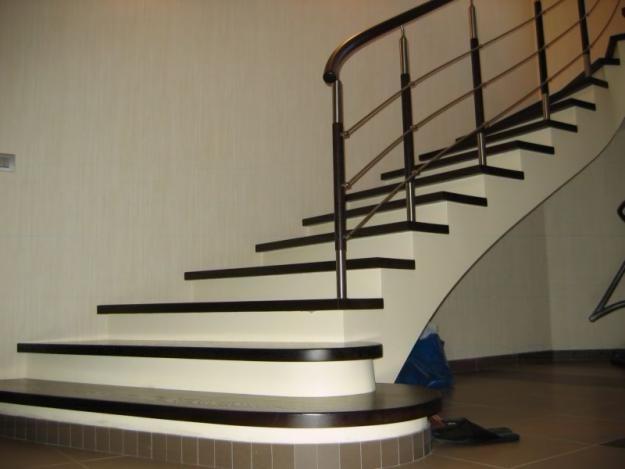 Ступени для лестницы на заказ фото 11