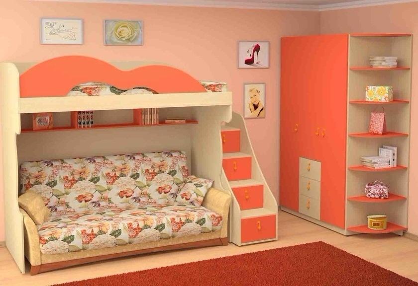 мебель для детской комнаты на заказ в Минске