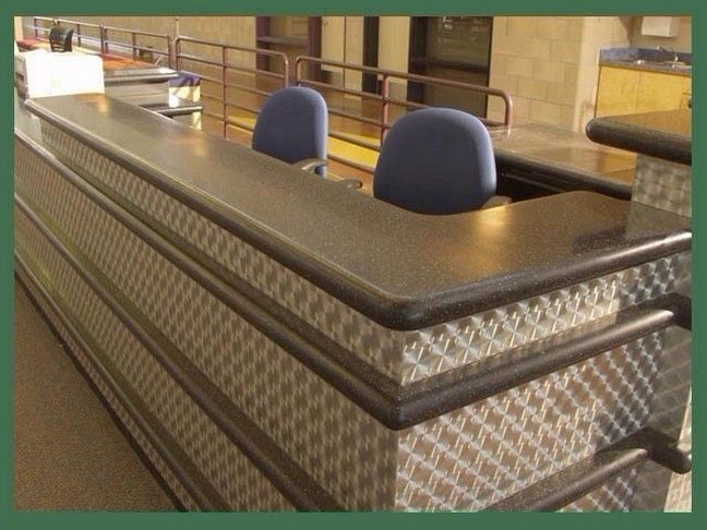Мебель для приемной руководителя фото 61