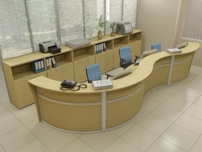 Мебель для приемной руководителя фото 54