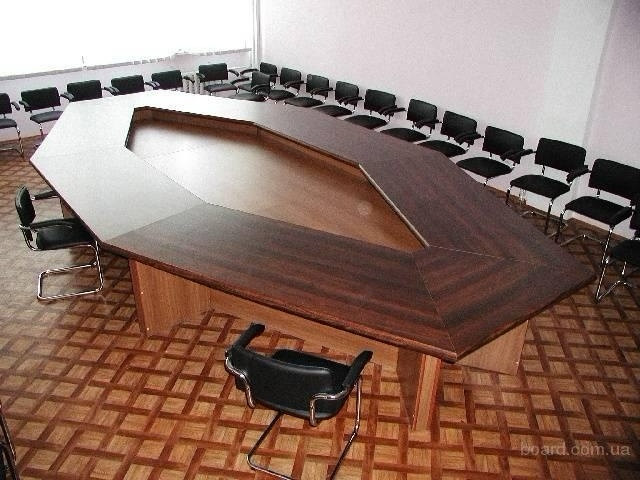 Мебель для комнаты переговоров фото 21