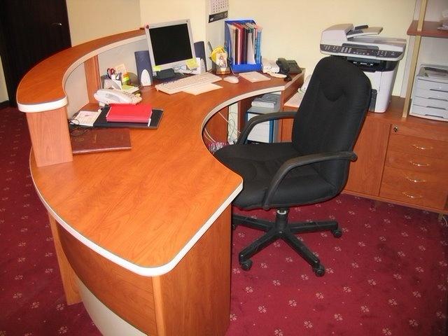Мебель для приемной руководителя фото 19