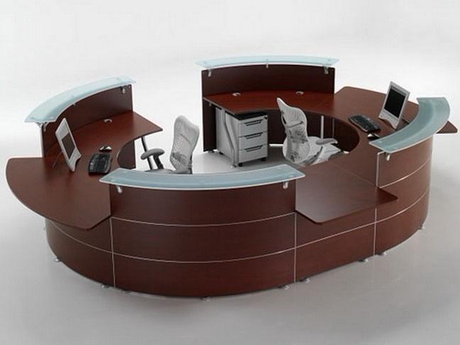 Мебель для приемной руководителя фото 57