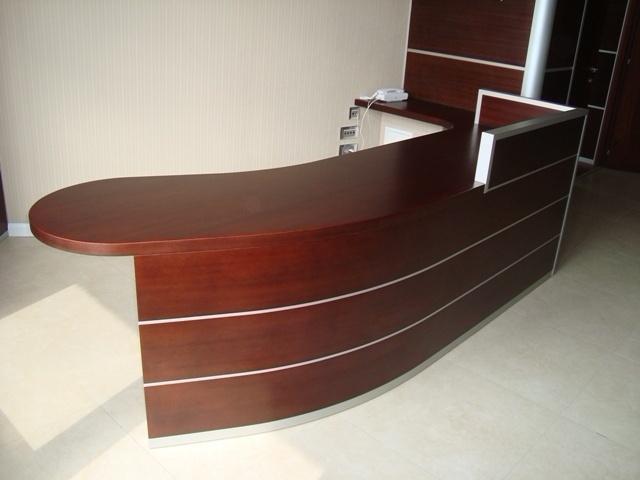 Мебель для приемной руководителя фото 20