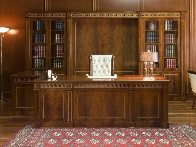 Мебель для руководителя фото 54