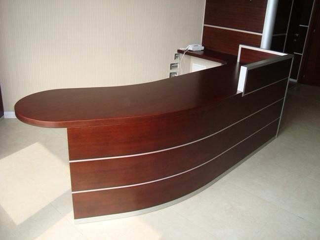 Мебель для приемной руководителя фото 35