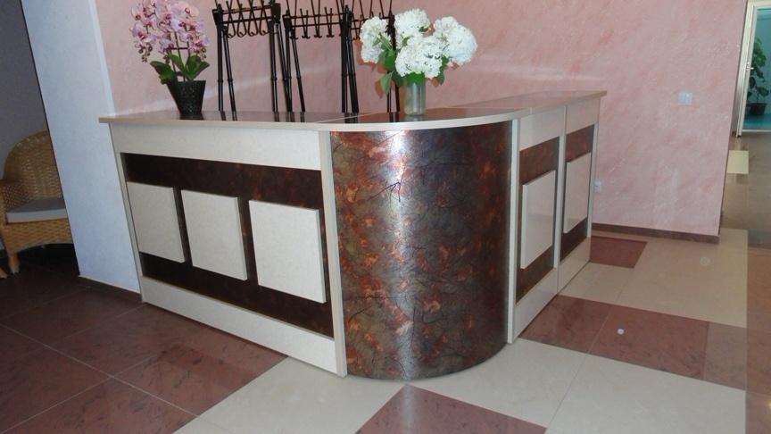 Мебель для приемной руководителя фото 22