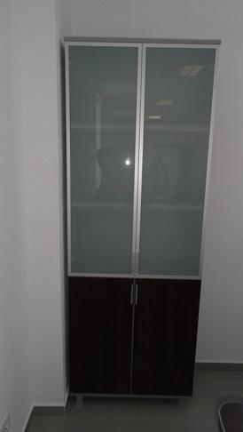 шкаф для документов в кабинет руководителя фото 1