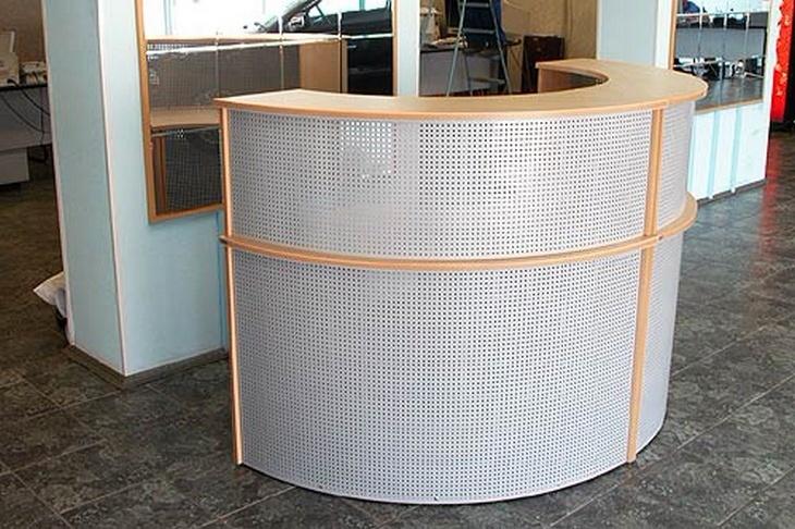 Мебель для приемной руководителя  на заказ