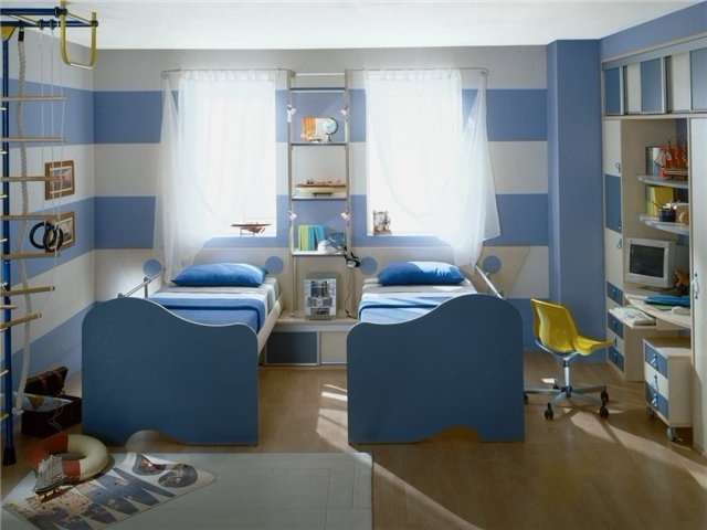 набор мебели для детской комнаты для 2 мальчиков