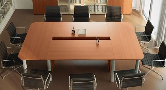 Стол для переговоров фото 26