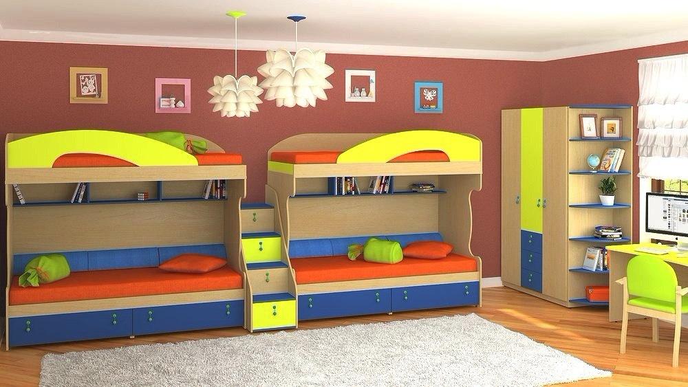 Набор детской мебели фото 37