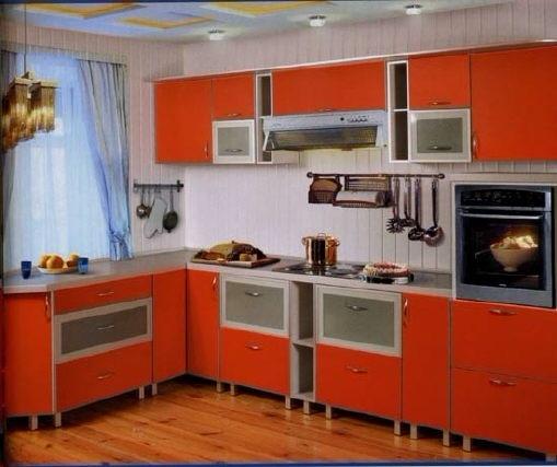 недорогая угловая кухня на заказ