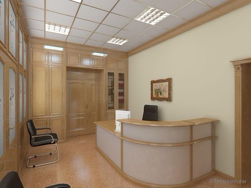 Мебель для приемной руководителя фото 1