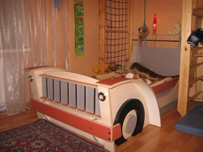 детская кровать под заказ в минске