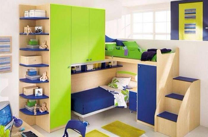 Набор детской мебели фото 32