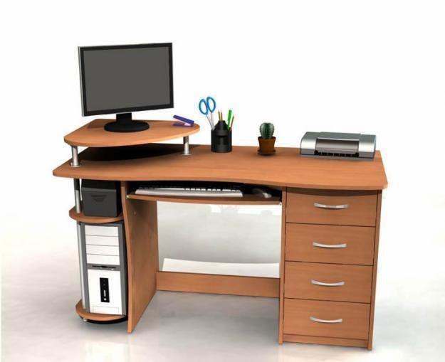 Компьютерный стол на заказ в Минске