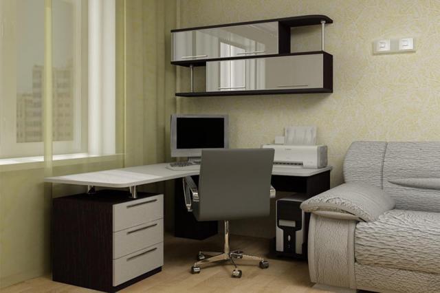 Компьютерный стол фото 15