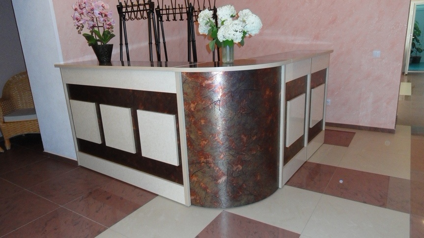Мебель для приемной руководителя фото 39
