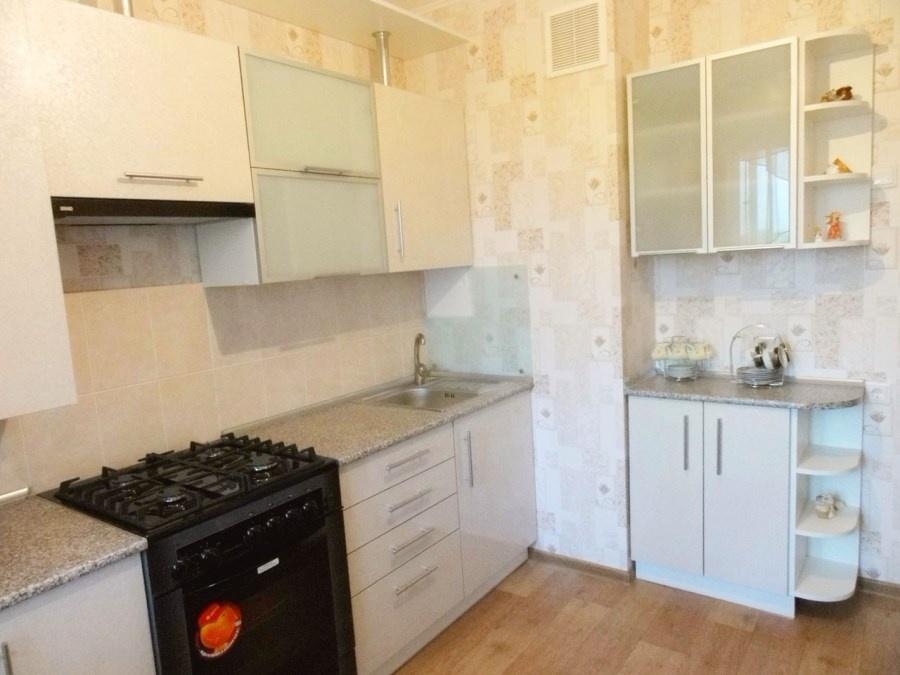 Кухни из пластика фото 32