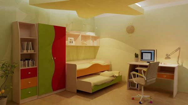 Набор детской мебели на заказ в Минске