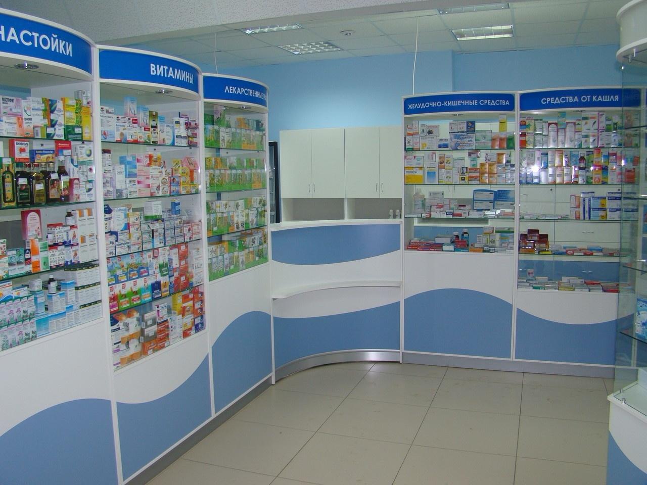 мебель для аптек на заказ в Минске фото 21