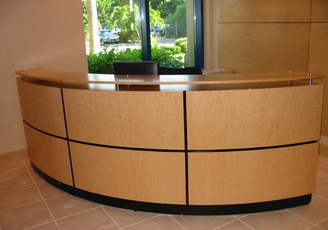 Мебель для приемной руководителя фото 16
