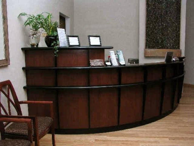 Мебель для приемной руководителя фото 17