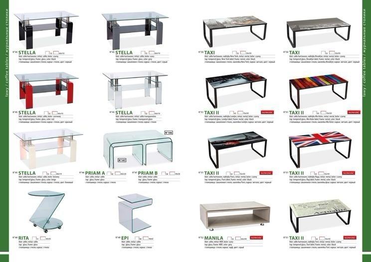 Столы и стулья для гостиной каталог фото 10