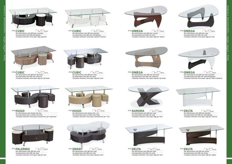 Столы и стулья для гостиной каталог фото 13