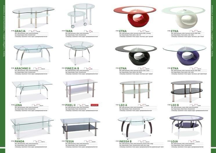 Столы и стулья для гостиной каталог фото 14