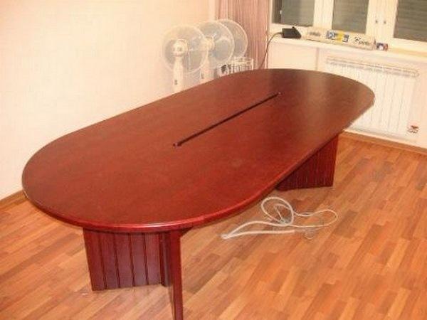 Мебель для комнаты переговоров фото 13