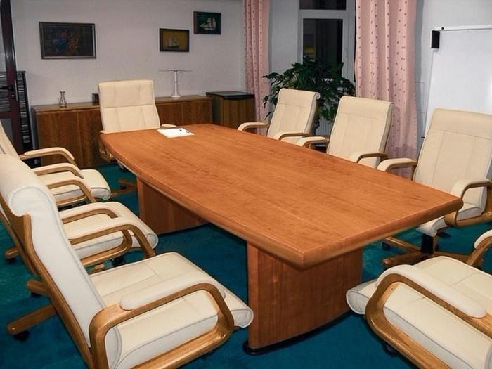 Мебель для комнаты переговоров фото 14
