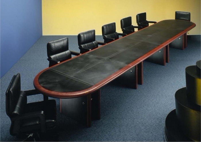 Мебель для комнаты переговоров фото 16