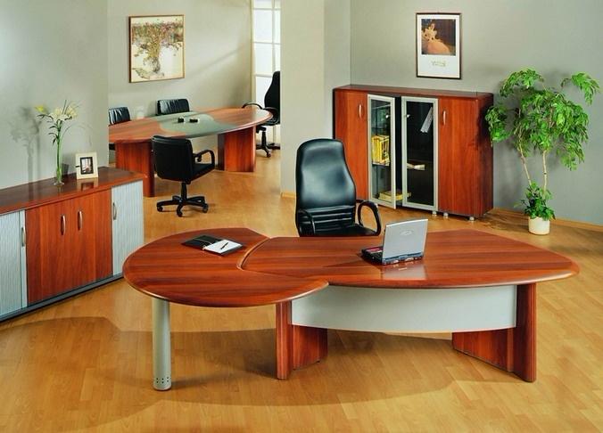 Мебель для руководителя фото 53