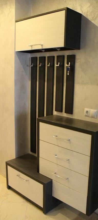 Мебель для прихожей под заказ в Минске