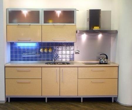маленькая угловая кухня на заказ