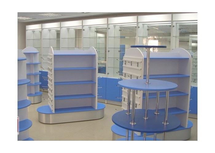 модульные стеллажи для аптек