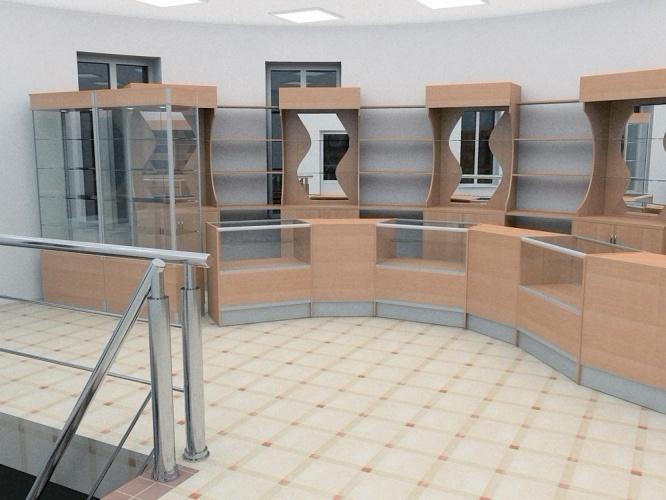 мебель для торговых объектов фото 3