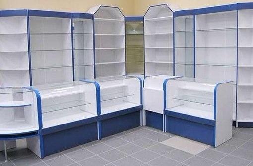 мебель для аптек фото 8