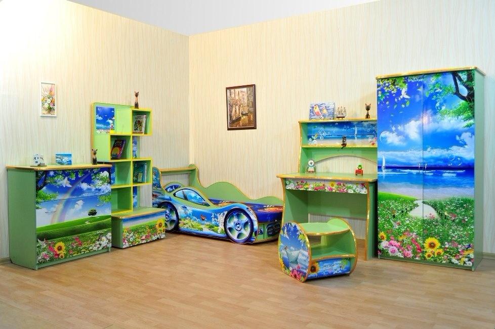 Набор детской мебели фото 49