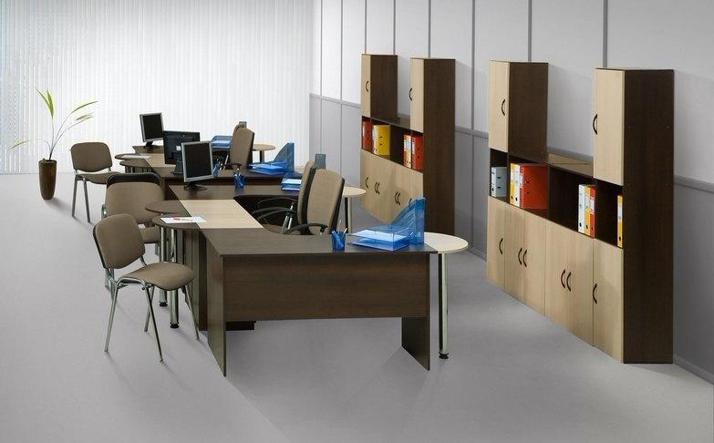 Купить офисную мебель для сотрудников